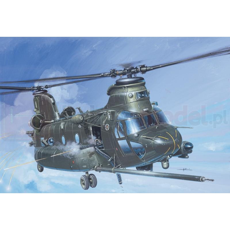 ITALERI 1218 Śmigłowiec MH-47E SOA Chinook