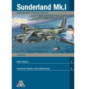 ITALERI 1302 Samolot/łódź latająca Sunderland Mk.I