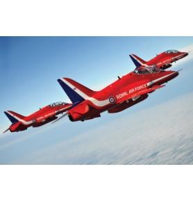 ITALERI 1303 Samolot/myśliwiec Hawk T.Mk.1 ''Red Arrows''
