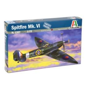 ITALERI 1307 Myśliwiec Spitfire Mk. VI