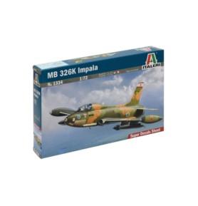 ITALERI 1334 Myśliwiec MB 326K Impala