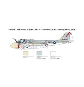 ITALERI 1392 Samolot szturmowy A-6E Tram Intruder Gulf War