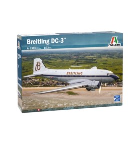 ITALERI 1393 Samolot Breitling DC-3