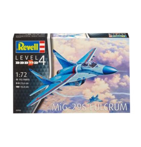 REVELL 03936 Myśliwiec frontowy Mig-29S Fulcrum