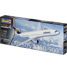 REVELL 03938 Samolot pasażerski Airbus A-350-900 Lufthansa