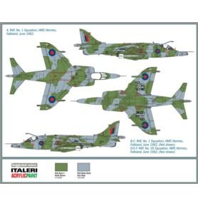 ITALERI 1401 Samolot Harrier GR.3 Falklands War