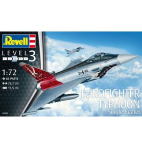 REVELL 03952 Myśliwiec Eurofighter Typhoon