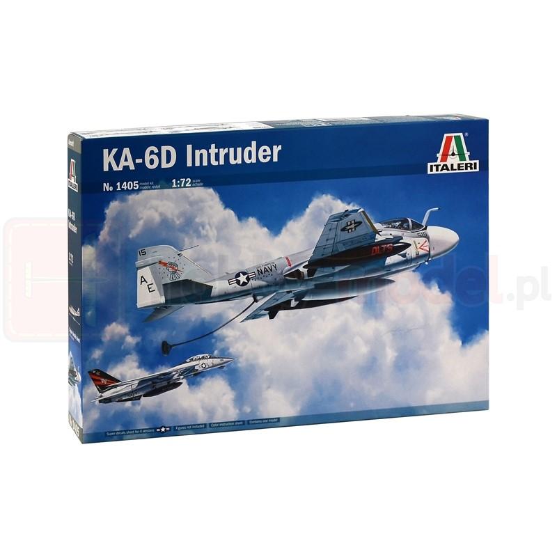 ITALERI 1405 Samolot szturmowy KA-6D Intruder