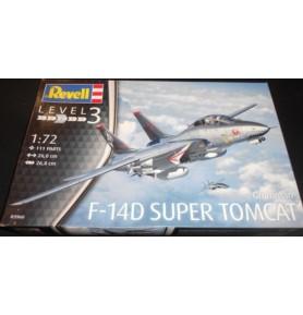 REVELL 03960 Myśliwiec naddźwiękowy F-14D Super Tomcat