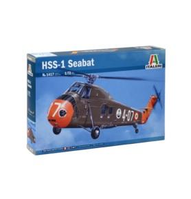 ITALERI 1417 Śmigłowiec HSS-1 Seabat