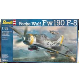 REVELL 04869 Myśliwiec Focke Wulf Fw190 F-8