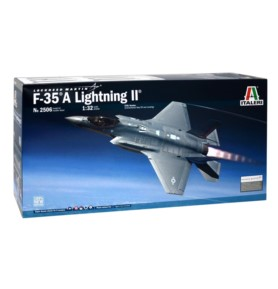ITALERI 2506 Myśliwiec Lockheed F-35A Lightning II