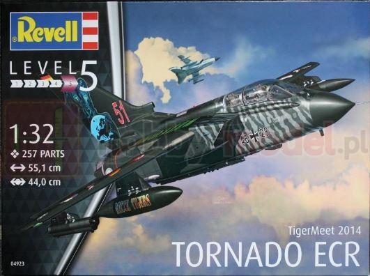 REVELL 04923 Odrzutowy samolot myśliwsko-bombowy Tornado Tigermeet 2014