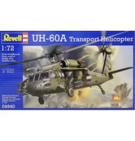 REVELL 04940 Wielozadaniowy helikopter Uh-60A Transport Helicopter