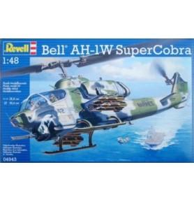 REVELL 04943 Śmigłowiec szturmowy Bell Ah-1W Supercobra