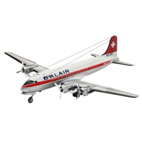 REVELL 04947 Samolot pasażerski Douglas Dc-4 Balair