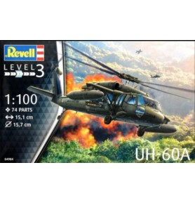 REVELL 04984 Śmigłowiec UH-60A