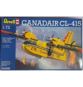 REVELL 04998 Łódź latająca Canadair Bombardier