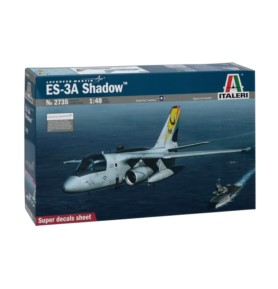 ITALERI 2735 Samolot patrolowy ES-3A Shadow