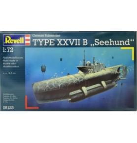 REVELL 05125 Okręt podwodny German Submar. T.XXVII