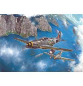 ITALERI 2745 Myśliwiec MUSTANG Mk. IVa