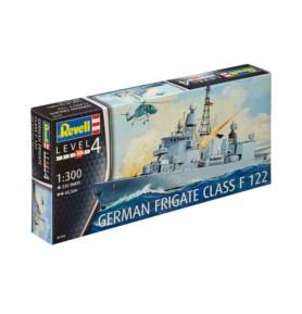 REVELL 05143 Fregata rakietowa German Frigate Class F 122