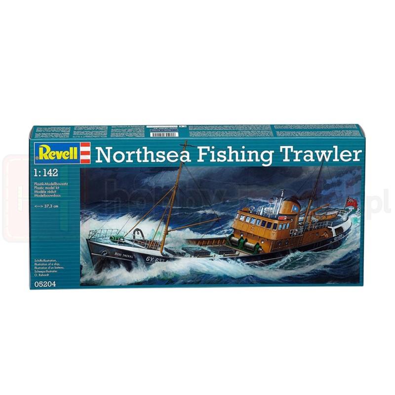 REVELL 05204 Kuter rybacki Northsea Fishing Trawler