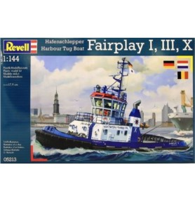 REVELL 05213 Holownik Fairplay I, II, III