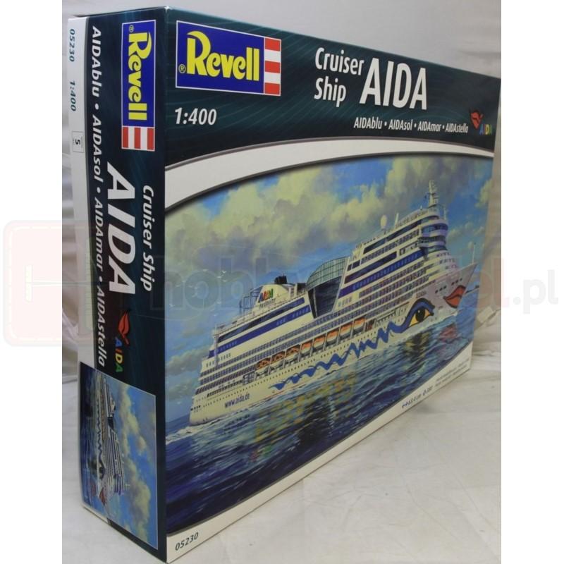 REVELL 05230 Wycieczkowiec Aida