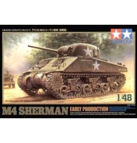 TAMIYA 32505 Czołg amerykański M4 Sherman (wczesna produkcja)