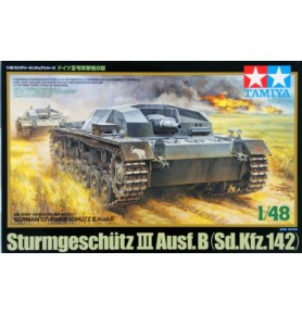 TAMIYA 32507 Działo pancerne Sturmgeschütz III Ausf. B