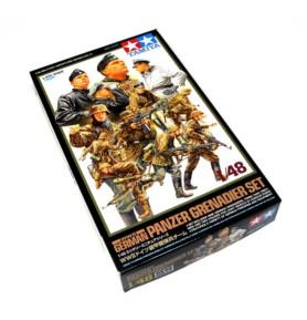 TAMIYA 32514 Niemieccy grenadierzy