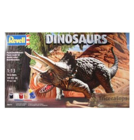 REVELL 06471 Dinozaur triceratops