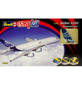 REVELL 06640 Samolot pasażerski Airbus A380 Easy