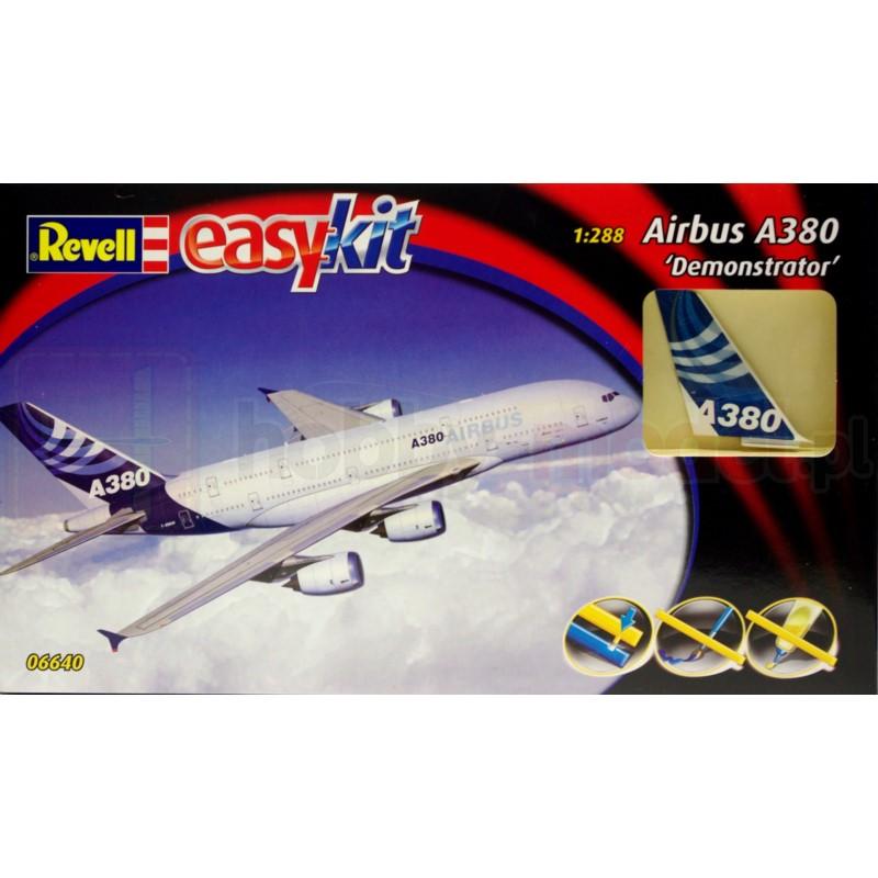 REVELL 06640 Samolot pasażerski Airbus A380 Easy