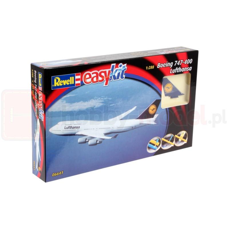 REVELL 06641 Samolot pasażerski Boeing 747 Easy