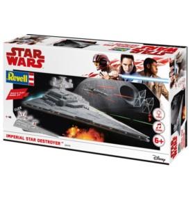 REVELL 06749 Star Wars Niszczyciel gwiezdny Imperial (zestaw dla dzieci)