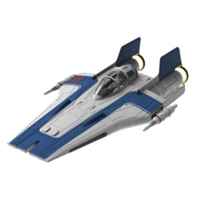 REVELL 06762 Star Wars Resistance A-Wing Fighter, B