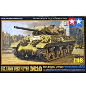 TAMIYA 32519 Amerykański niszczyciel czołgów M10 Wolverine