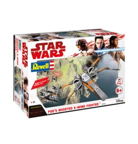 REVELL 06763 Star Wars Poe's Boosted (zestaw dla dzieci)