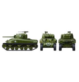 TAMIYA 32523 Czołg amerykański M4A1 Sherman
