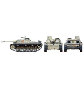 TAMIYA 32525 Działo pancerne Sturmgeschütz III Ausf.G