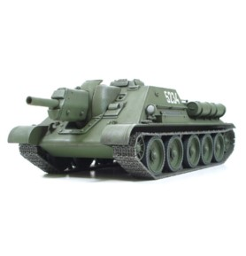 TAMIYA 32527 Radziecki niszczyciel czołgów SU-122