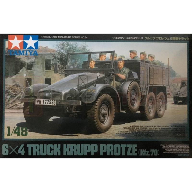 TAMIYA 32534 Transporter piechoty Krupp-Protze Kfz.70