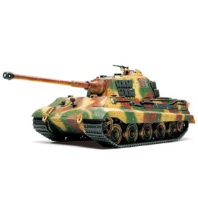 "TAMIYA 32536 Czołg niemiecki King Tiger ""Production Turret"""