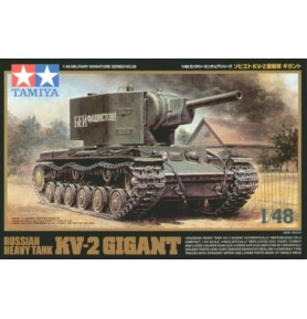 TAMIYA 32538 Czołg radziecki KV-2 Gigant