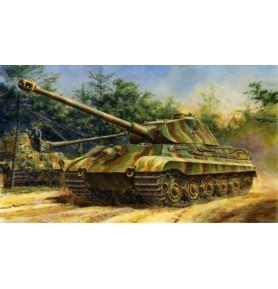 "TAMIYA 32539 Czołg niemiecki King Tiger ""Porsche Turret"""