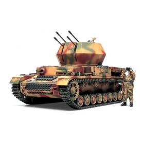 TAMIYA 32544 Działo samobieżne przeciwlotnicze Flakpanzer IV Wirbelwind