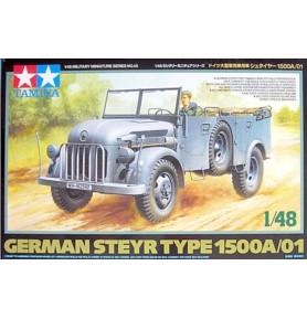 TAMIYA 32549 Lekki pojazd ciężarowy Steyr 1500A/01