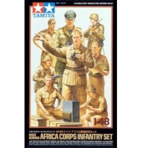 TAMIYA 32561 Niemiecka piechota Africa Corps
